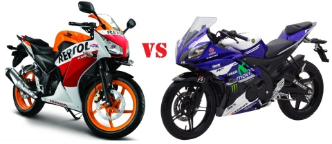 all new cbr150r vs yzf r15