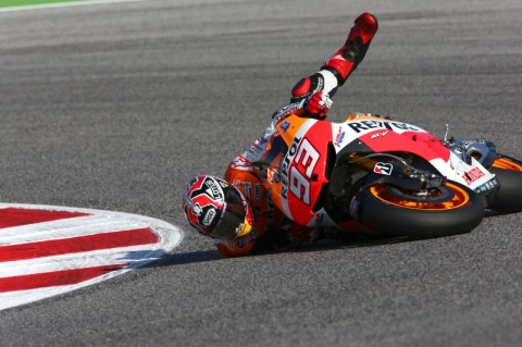 mm crash misano motogp 2014