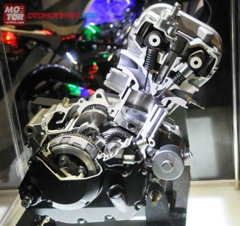 engine cbr150