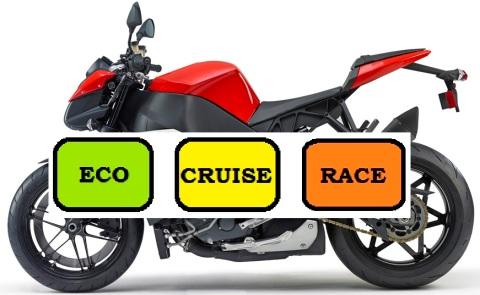 multi engine mode bike