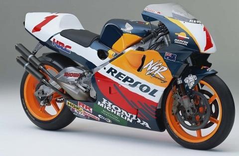 Honda-NSR500-Mick-Doohan