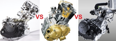 engine sonic150r vs satriafu150 vs mxking150