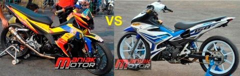 Sonic150 vs MXKing
