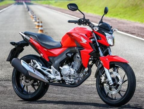 Honda-CB-Twister-250 Tiger Reborn