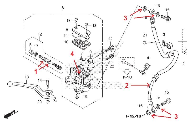 Belajar Sepeda Motor Rem Cakram Dan Segala Permasalahannya Bagian 2 Rem Depan Kurang Pakem Motorgoodness
