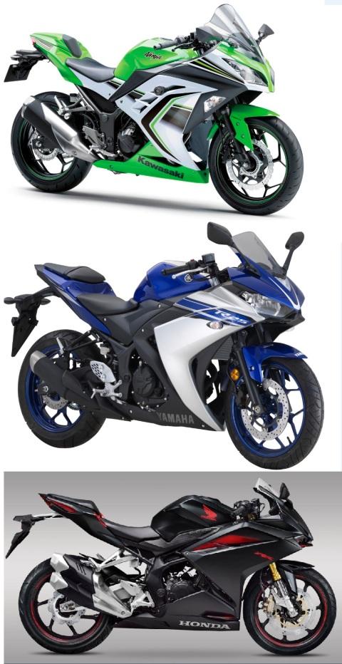 sports 250cc