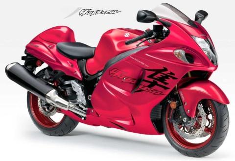 suzuki hayabusa my2020-motogokil